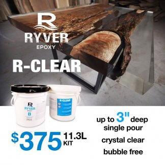 R-Clear époxy resin