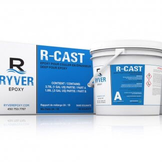 R-Cast 1.5g ryver epoxy