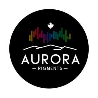 Aurora metallic pigments