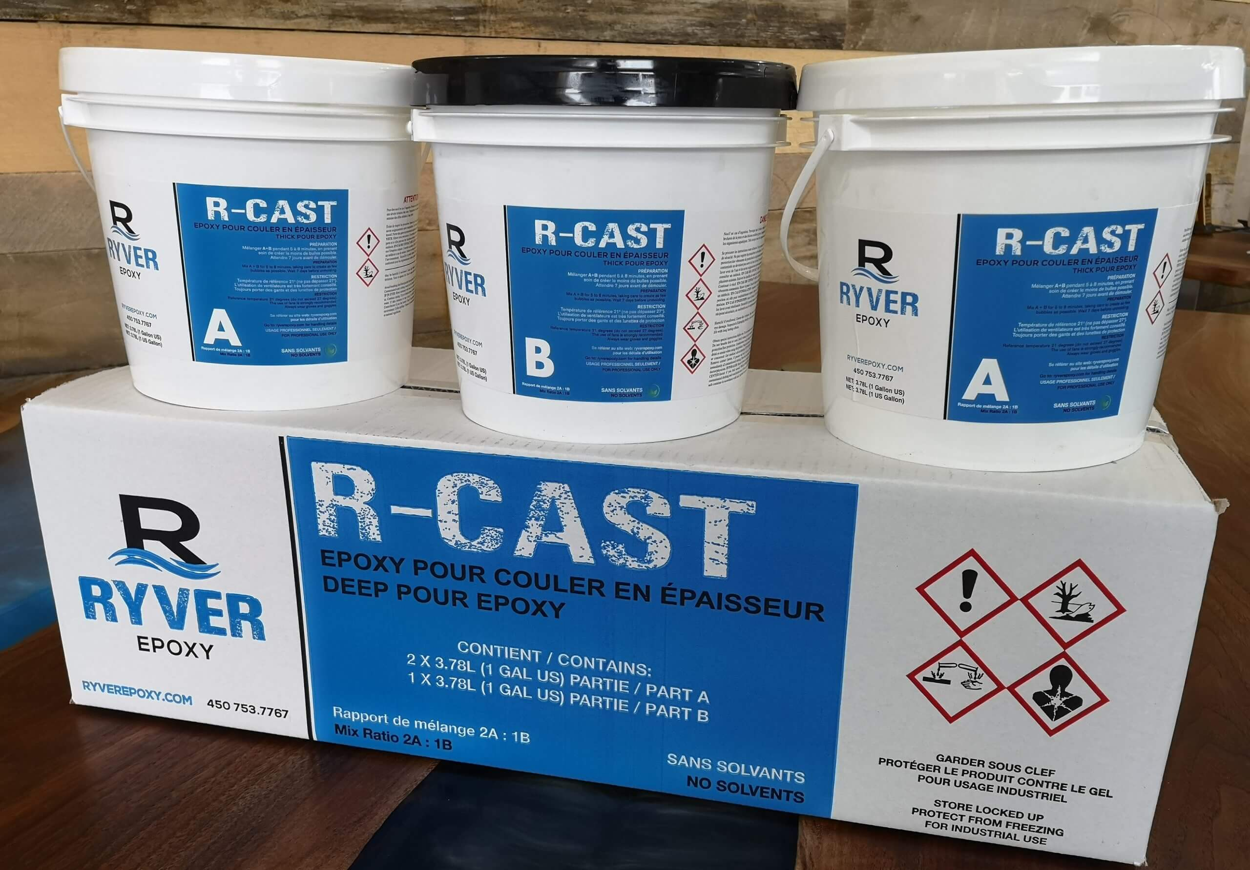 R-Cast de Ryver Epoxy