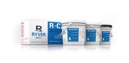 R-Cast 3 gallons ryver epoxy