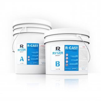 R-Cast 30 l ryver epoxy