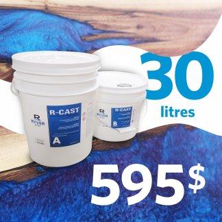 Epoxy R-Cast 30 litres